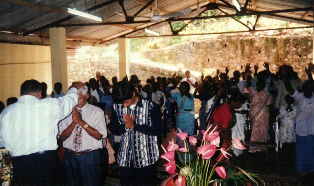 Indian Worship service