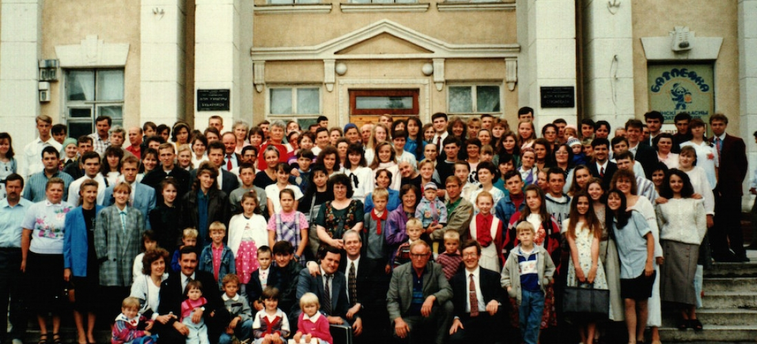 Expansion of Ministry in Belarus
