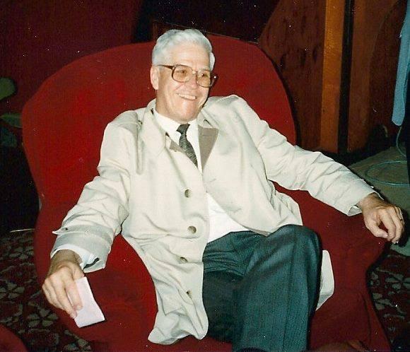 Gene Huff in Romania